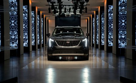 See the All New 2019 Cadillac XT4 Inside and Out
