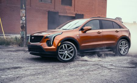 The 2019 Cadillac XT4 Is an Eye-Catching Alternative in a Sea of German Competition