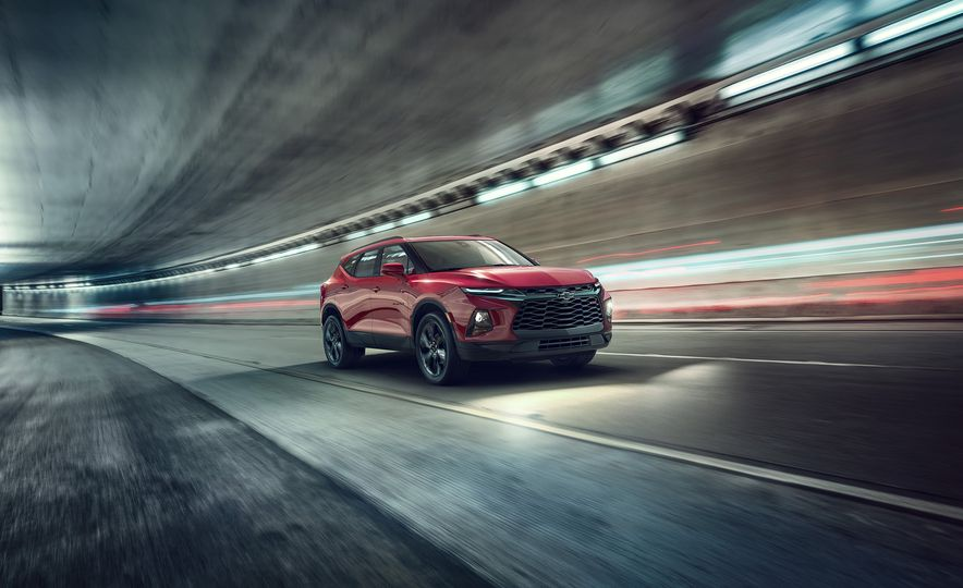 2019 Chevrolet Blazer - Slide 1