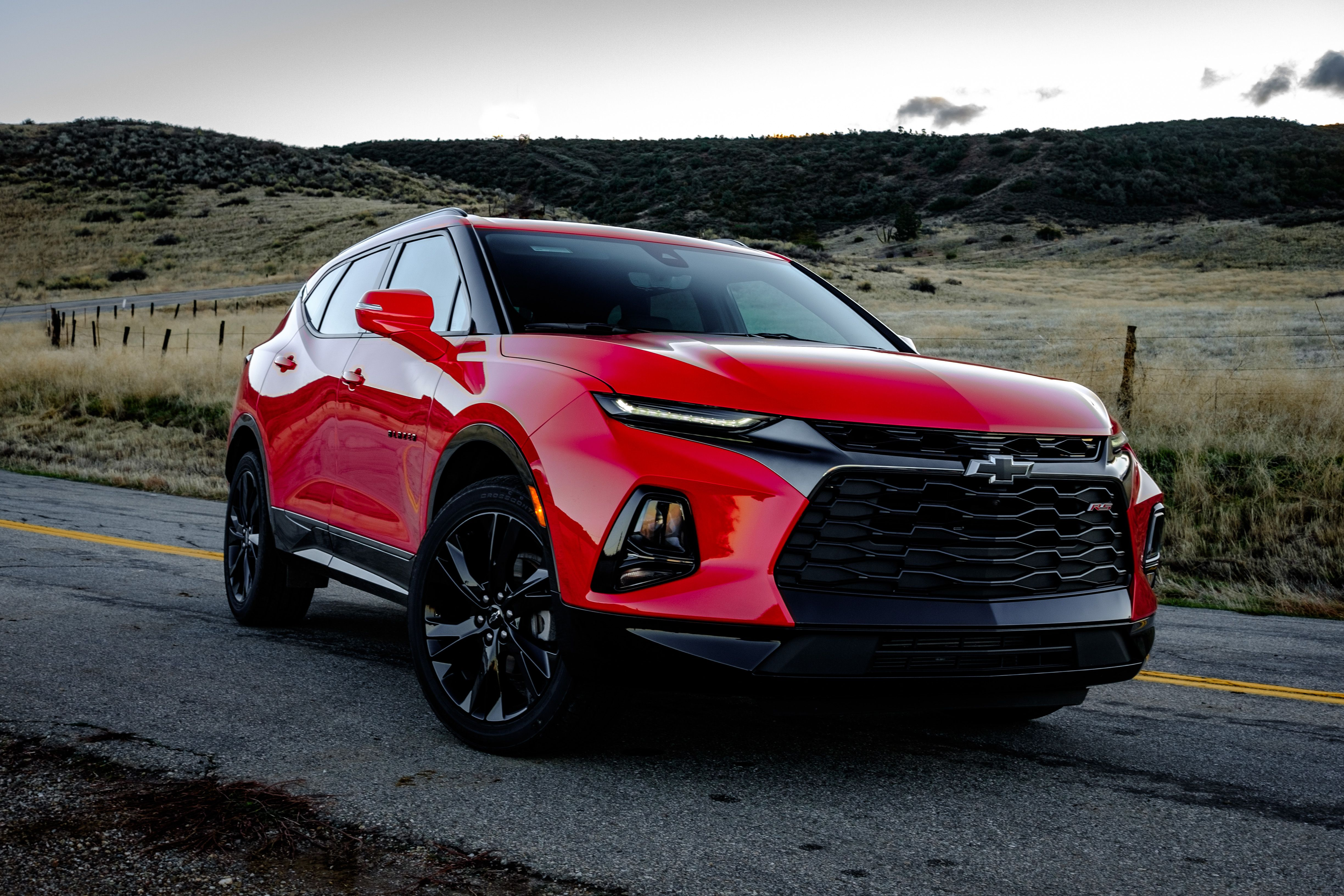 2019 Chevrolet Blazer Reviews | Chevrolet Blazer Price ...