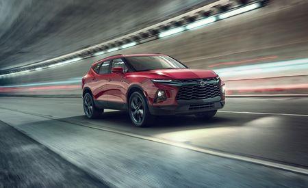 2019 Chevrolet Blazer Prices Start Under $30,000 but Get Expensive Quickly