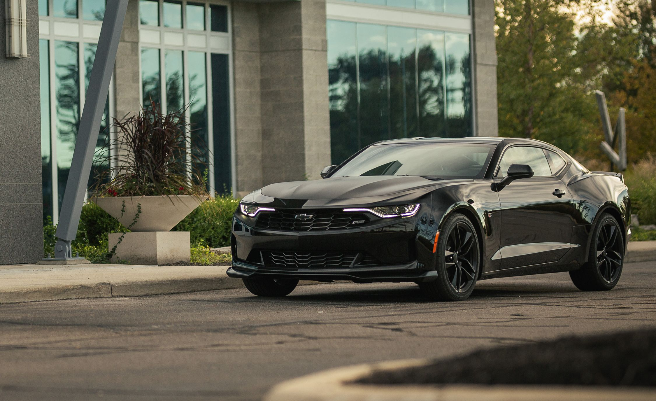 The 2019 Chevrolet Camaro Turbo 1le Is Anything But Entry Level