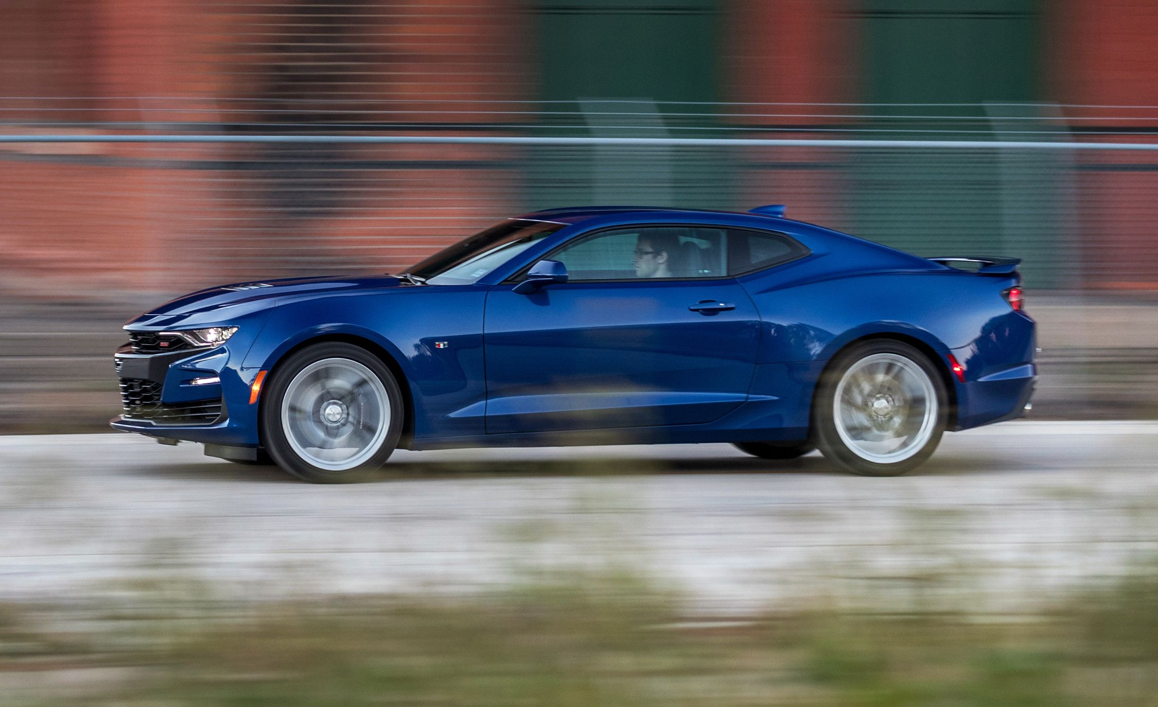Comments On The 2019 Chevrolet Camaro Ss Automatic Is Quick But