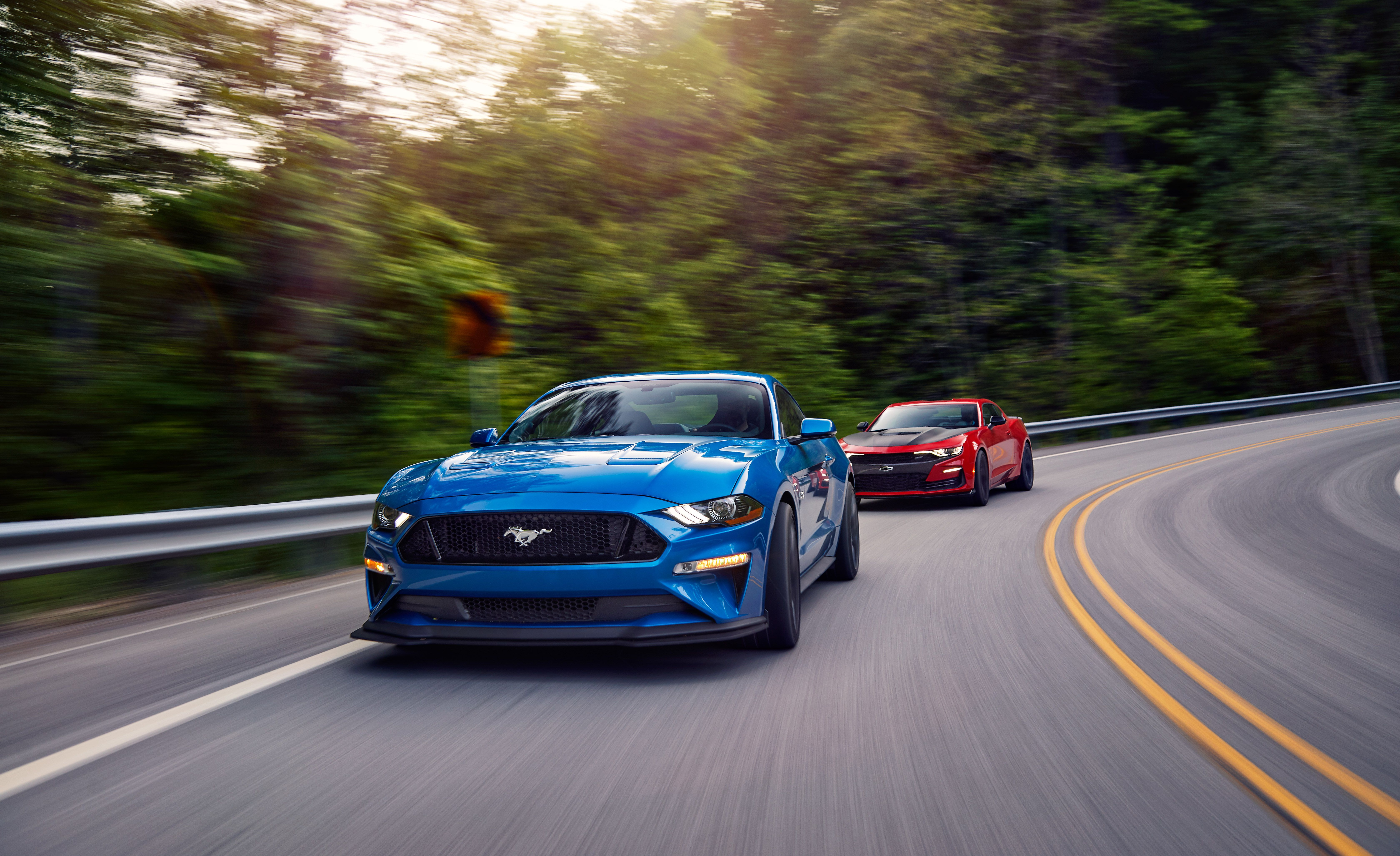 Comments on: 2019 Chevrolet Camaro SS 1LE vs  2019 Ford
