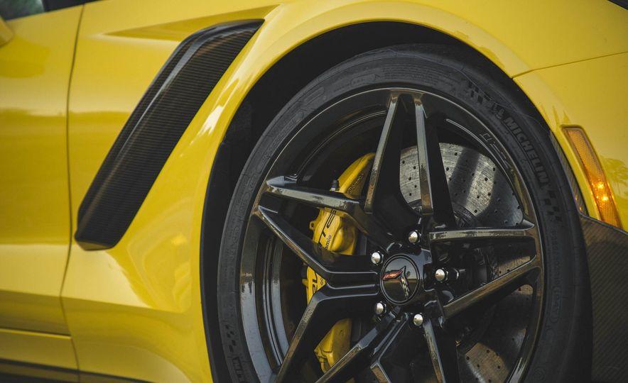 The Speed Secrets of the 755-HP 2019 Chevrolet Corvette ZR1 - Slide 10