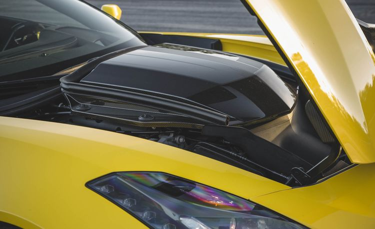 The Speed Secrets of the 755-HP 2019 Chevrolet Corvette ZR1