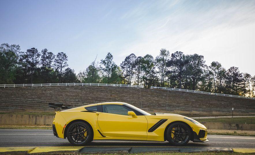 The Speed Secrets of the 755-HP 2019 Chevrolet Corvette ZR1 - Slide 12