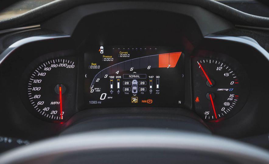 The Speed Secrets of the 755-HP 2019 Chevrolet Corvette ZR1 - Slide 11