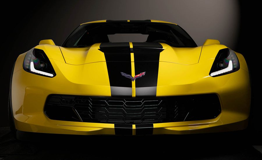 Compact, Mid-Size, or Corvette Z06? Hertz Now Renting Special-Edition Vette