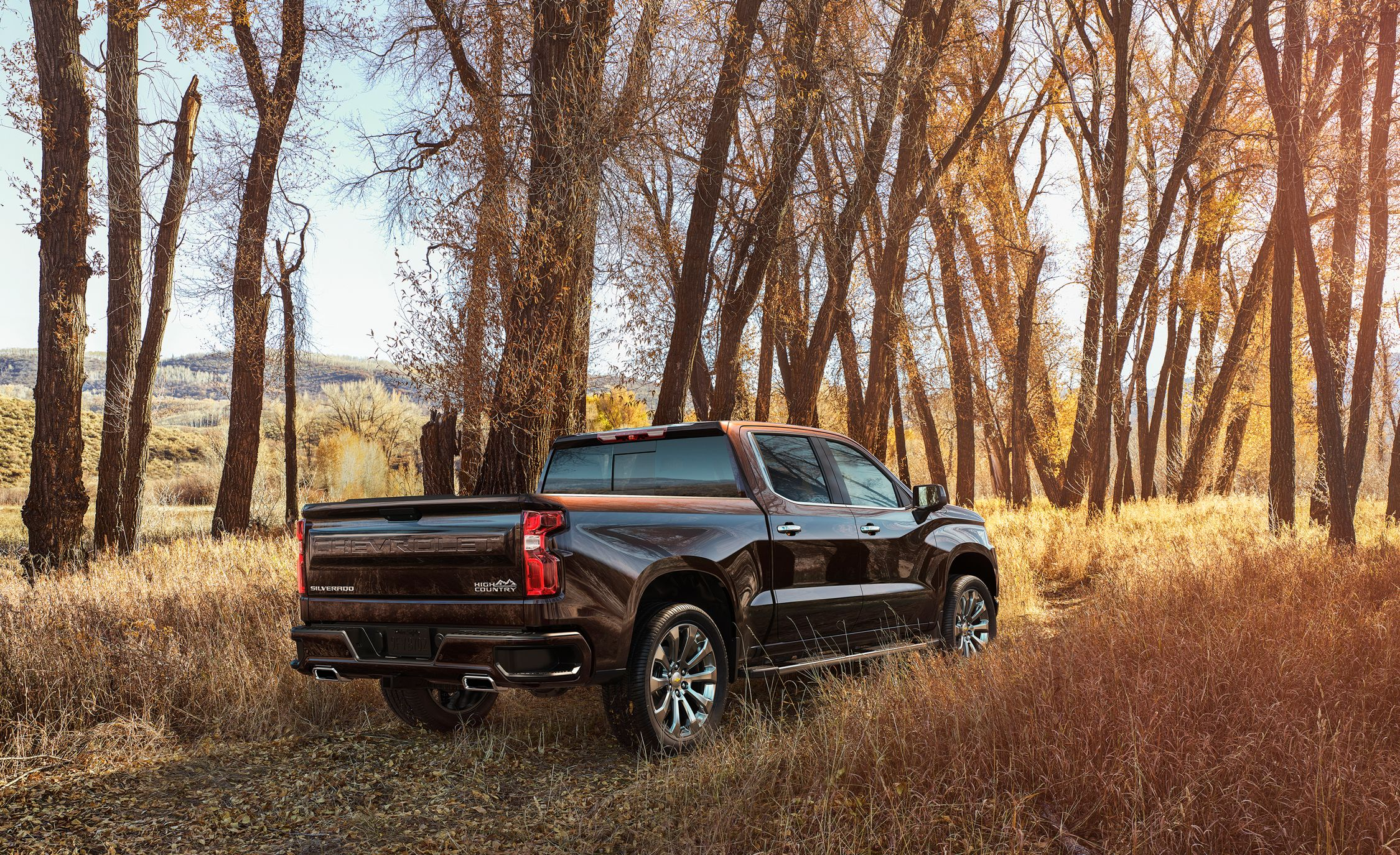 Chevrolet Releases Power Ratings for 2019 Silverado 1500 Gas Engines