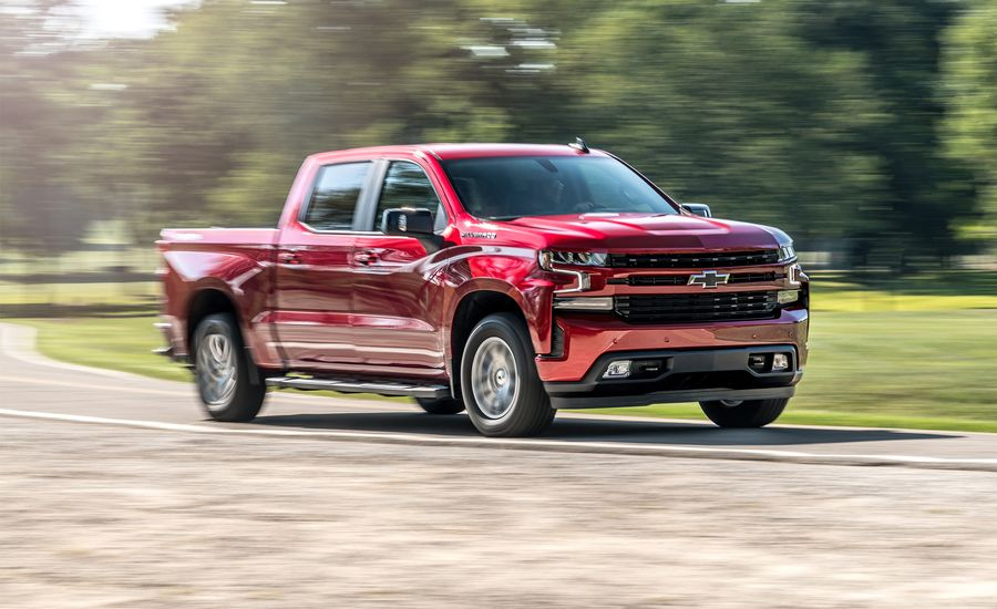 The 2019 Chevrolet Silverado 1500: Number Two Tries Harder