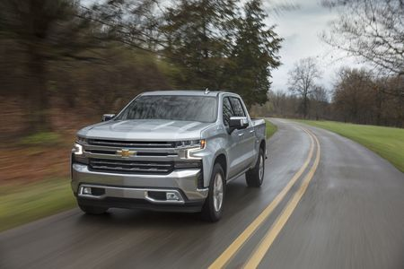 2019 Chevrolet Silverado 1500 Reviews Chevrolet Silverado 1500