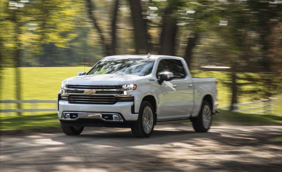 2019 Chevrolet Silverado 6.2L – Biggest V-8 in a Light ...
