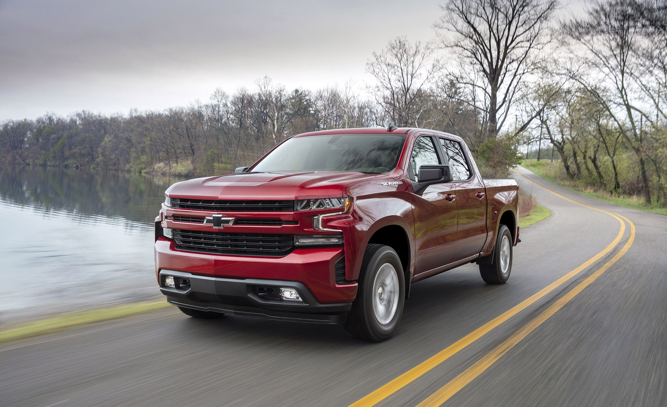 GM Revives Classic Pontiac Tripower Name for New Turbocharged Pickup Engine