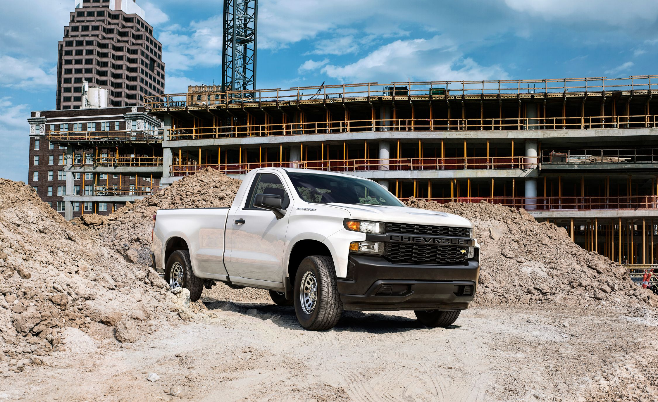 2019 Chevy Silverado And 1500 2 7t Four Cylinder The New Small