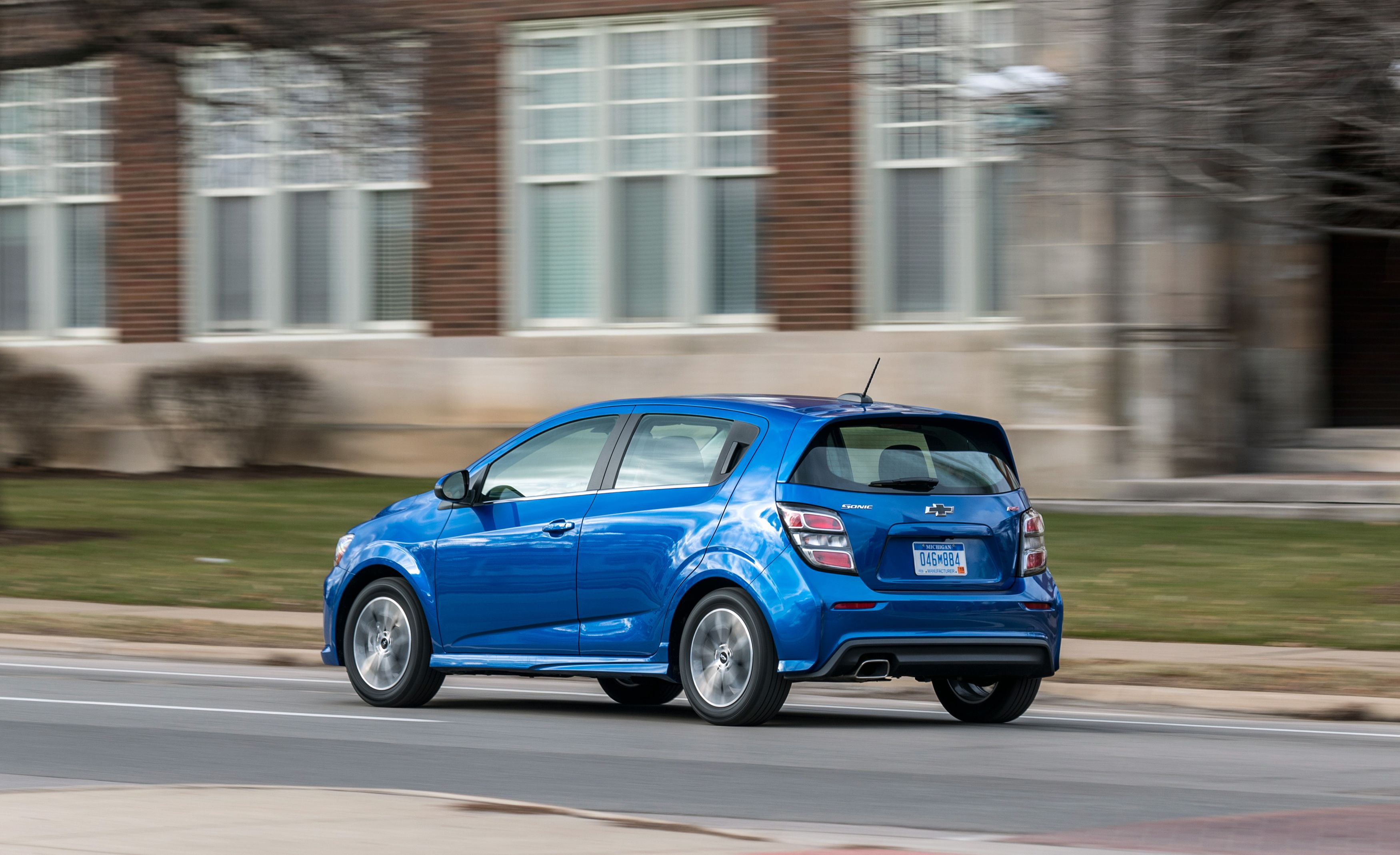 2019 Chevrolet Sonic Reviews | Chevrolet Sonic Price, Photos, and Specs | Car and Driver