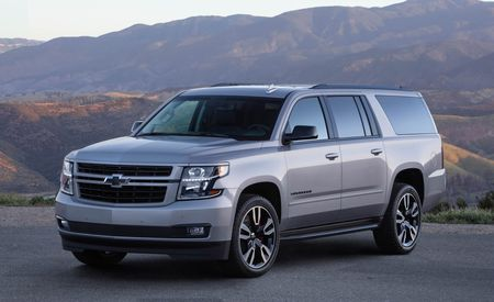 2019 Chevrolet Suburban Gains 6.2L Engine in New RST Performance Package
