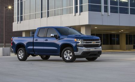 View Photos of the 2019 Chevrolet Silverado 1500 2.7T Four-Cylinder