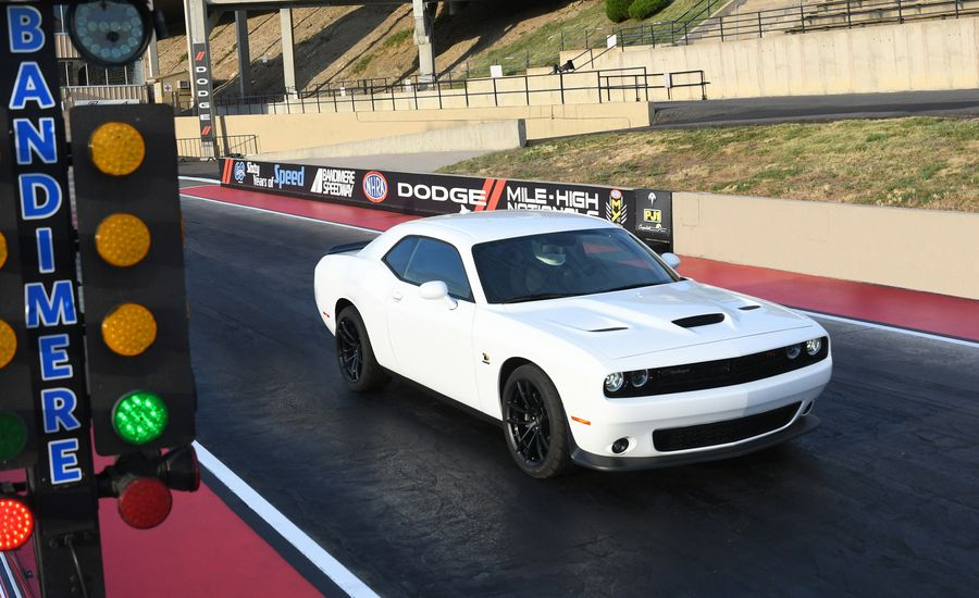 Miss Out on a Demon? The 2019 Dodge Challenger R/T Scat Pack 1320 Is Your Consolation Prize