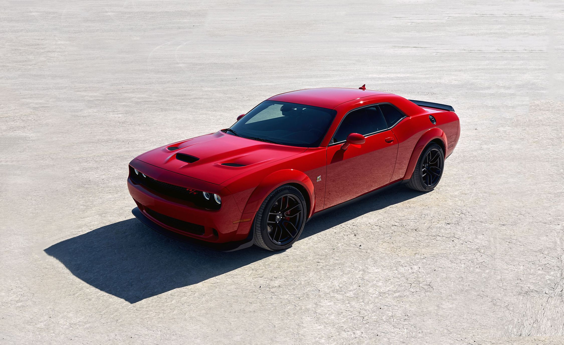 2019 Dodge Challenger: Scat Pack Gets Wider and More Hellish