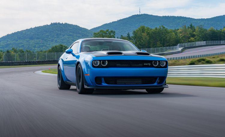 2019 Dodge Challenger SRT Hellcat Redeye Driven