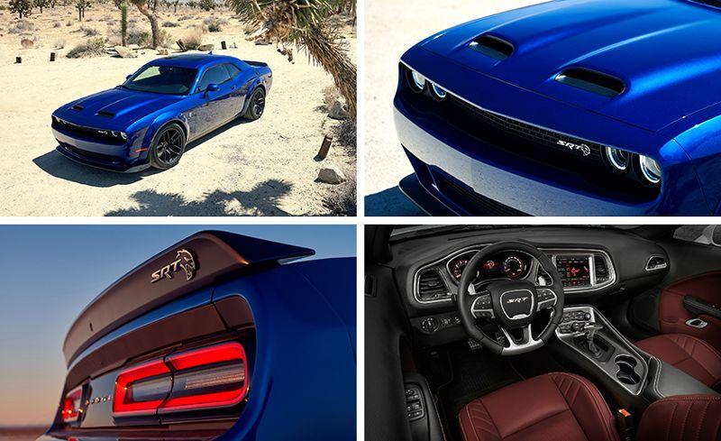 2019 Dodge Challenger Srt Srt Hellcat Reviews Dodge Challenger