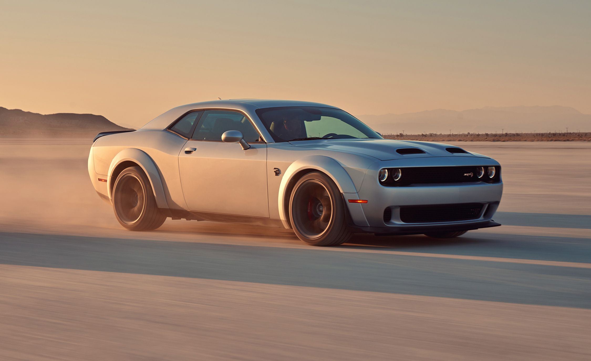Trickle-Down Demonomics: 2019 Dodge Challenger SRT Hellcat / SRT Hellcat Redeye