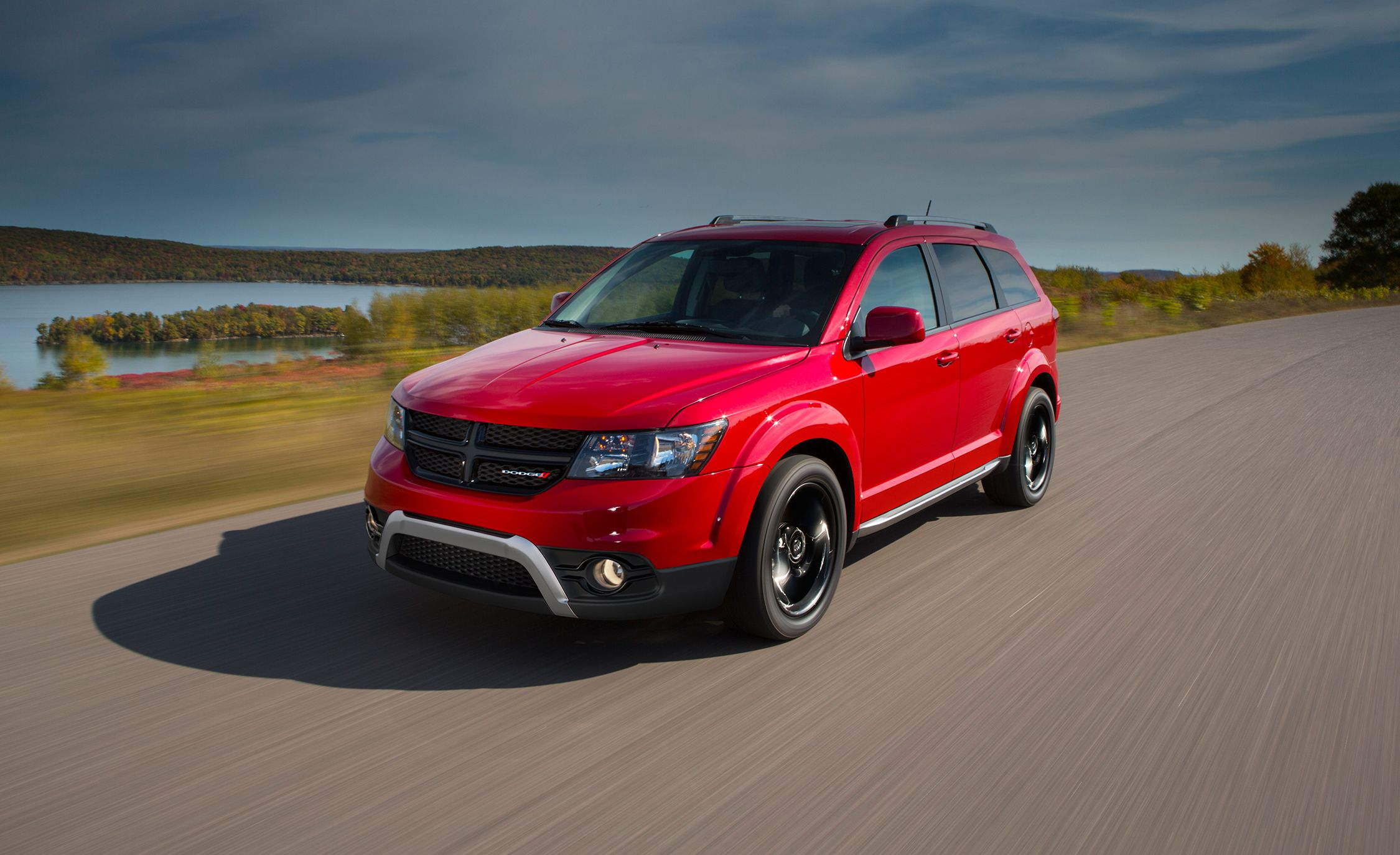 2019 Dodge Journey Reviews | Dodge Journey Price, Photos, and Specs | Car  and Driver