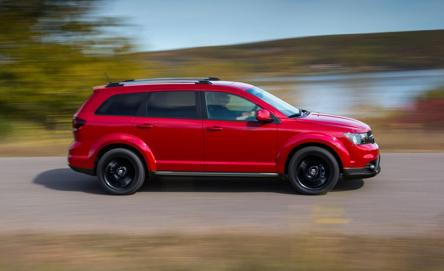 2019 Dodge Journey Review – Performance and Driving ...