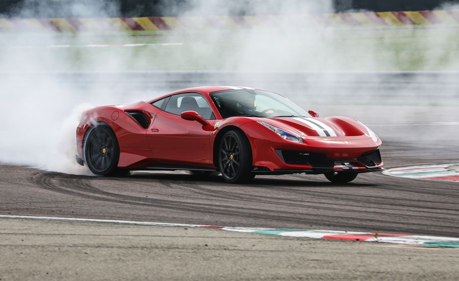 2019 Ferrari 488 Pista First Drive So So Speciale Review Car
