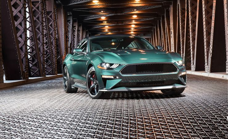 2019 Ford Mustang Bullitt: Here Are the Options and Prices