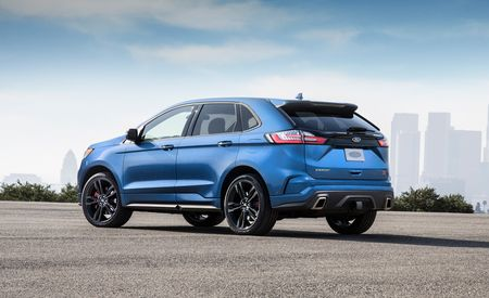 The Performance-Focused 2019 Ford Edge ST Starts at $43,350