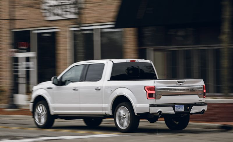 2019 Ford F 150 Reviews Ford F 150 Price Photos And Specs Car