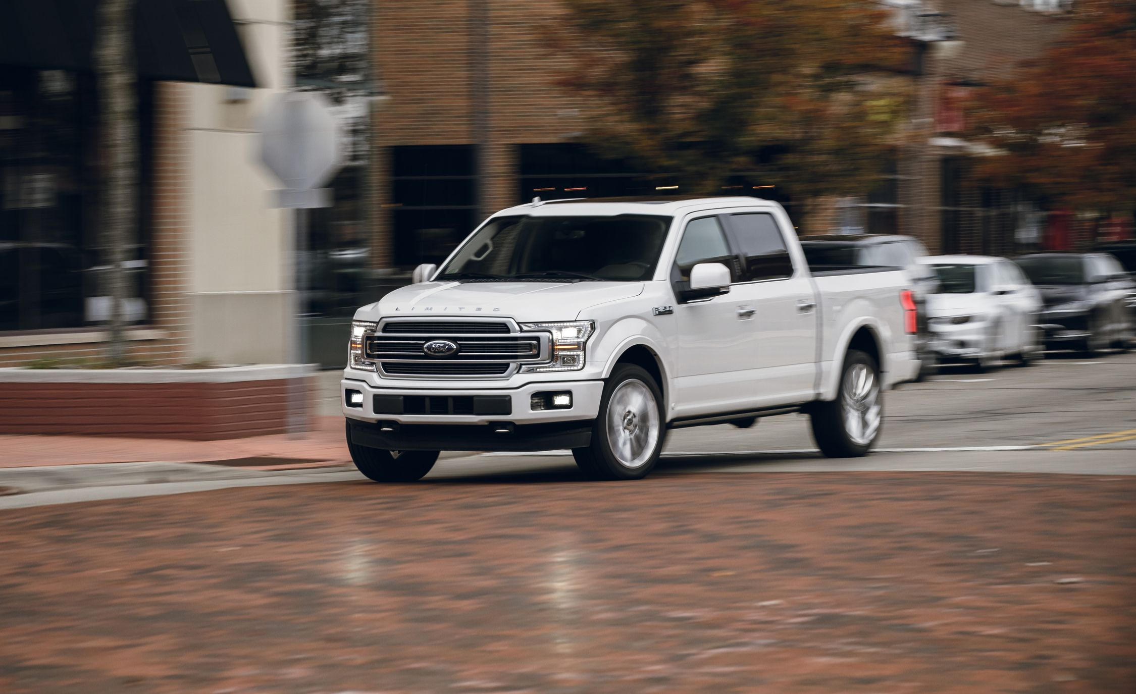 The 2019 ford f 150 limited offers better than raptor performance