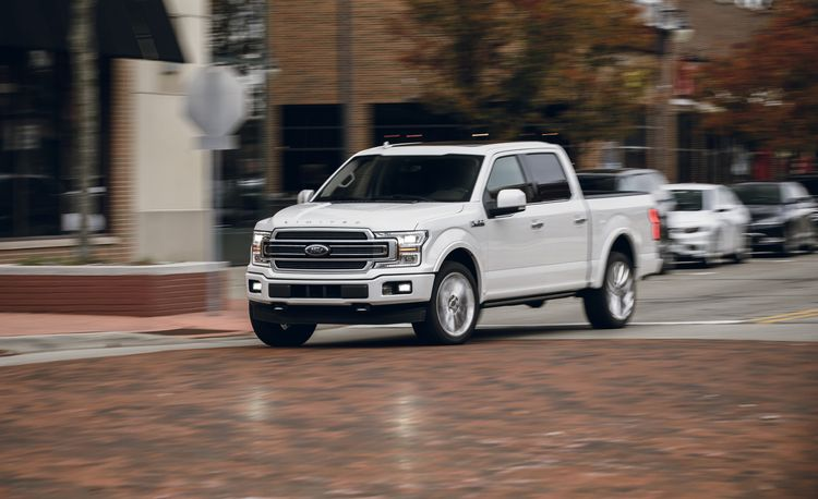 The 2019 Ford F-150 Limited Offers Better-Than-Raptor Performance