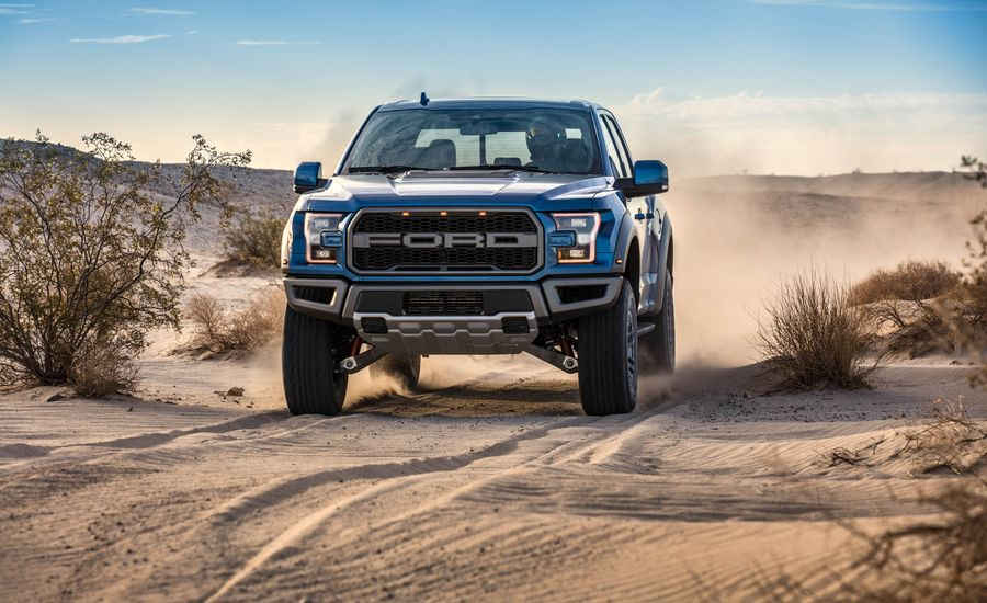 2019 Ford F-150 Raptor Updates the Parts That Matter: The Shocks