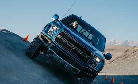 View Photos of the High-Flying 2019 Ford F-150 Raptor