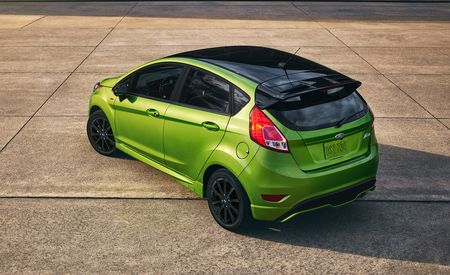 The Ford Fiesta Says Goodbye to the U.S. with a Sporty Appearance Package