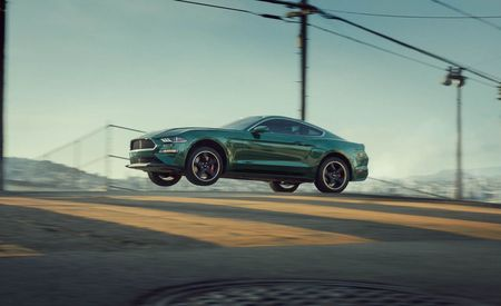Sweet Jumps: Here Are a Bunch of Pictures of Cars Flying through the Air