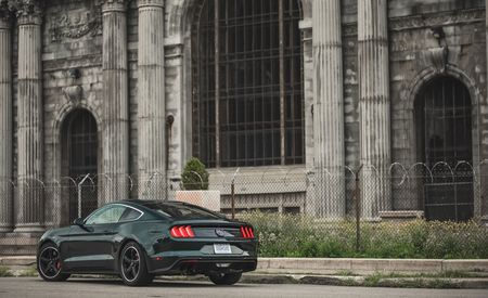 In-Depth Photos of the 2019 Ford Mustang Bullitt