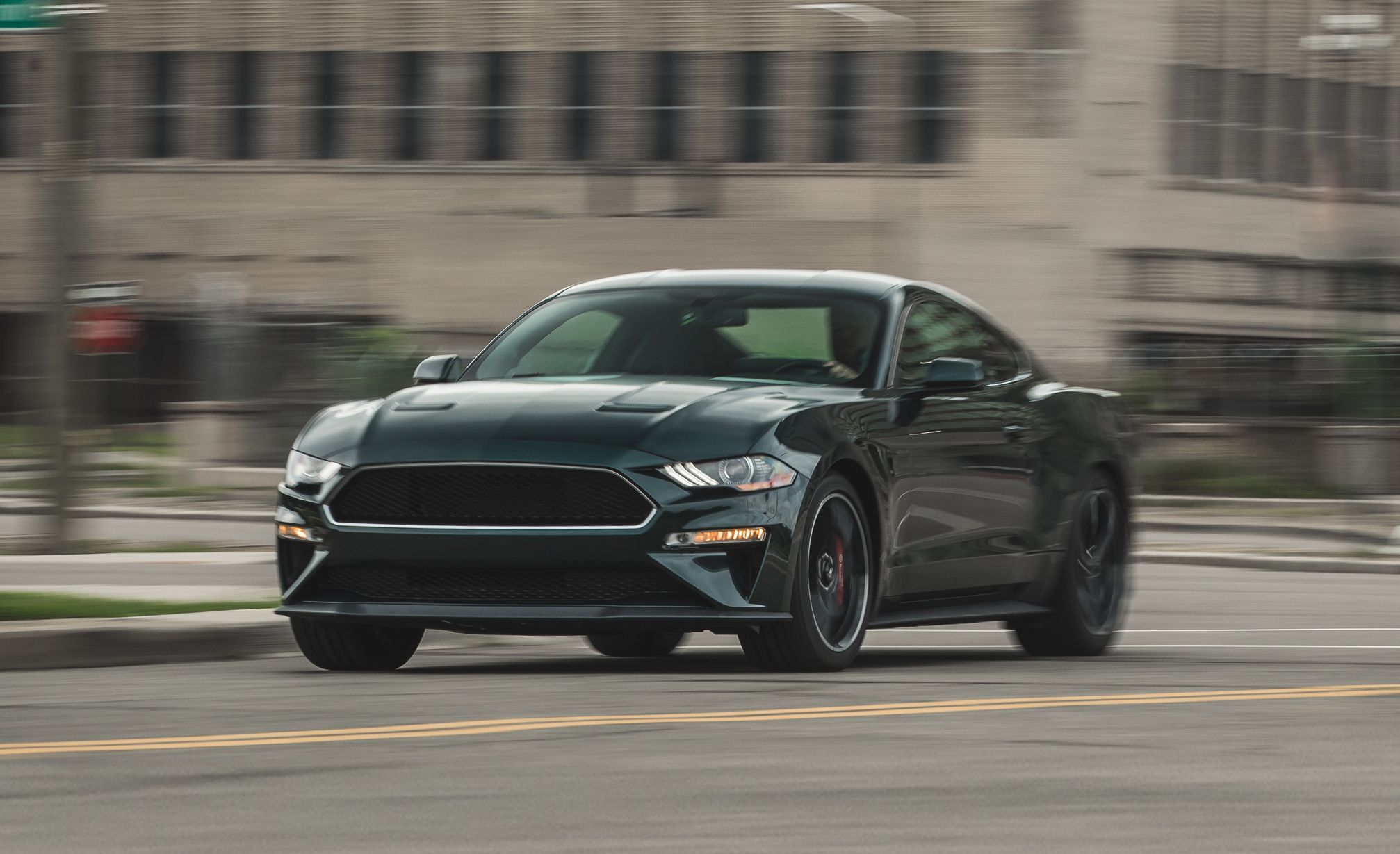 Ford Mustang Bullitt Forget Mcqueen Just Drive The Car