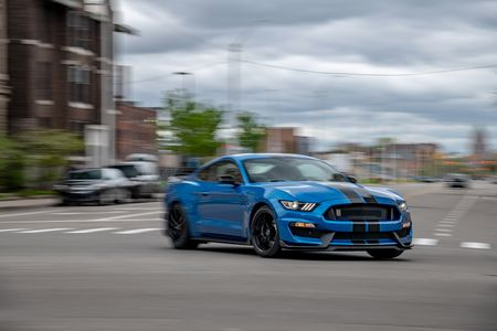 The 2019 Ford Mustang Shelby GT350 Is a Sharper Track-Day Steed