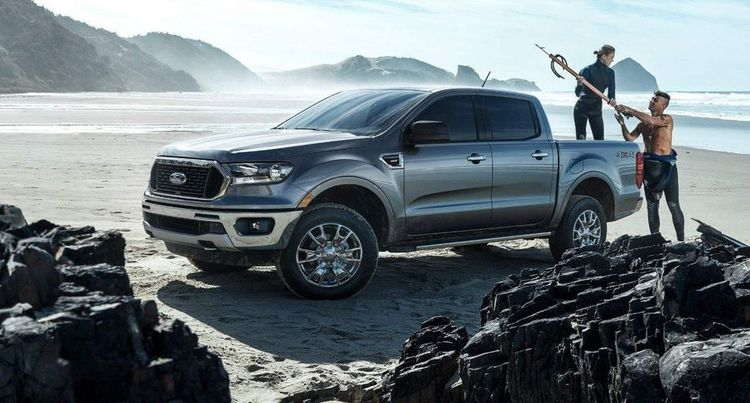 ford ranger  mid size pickup