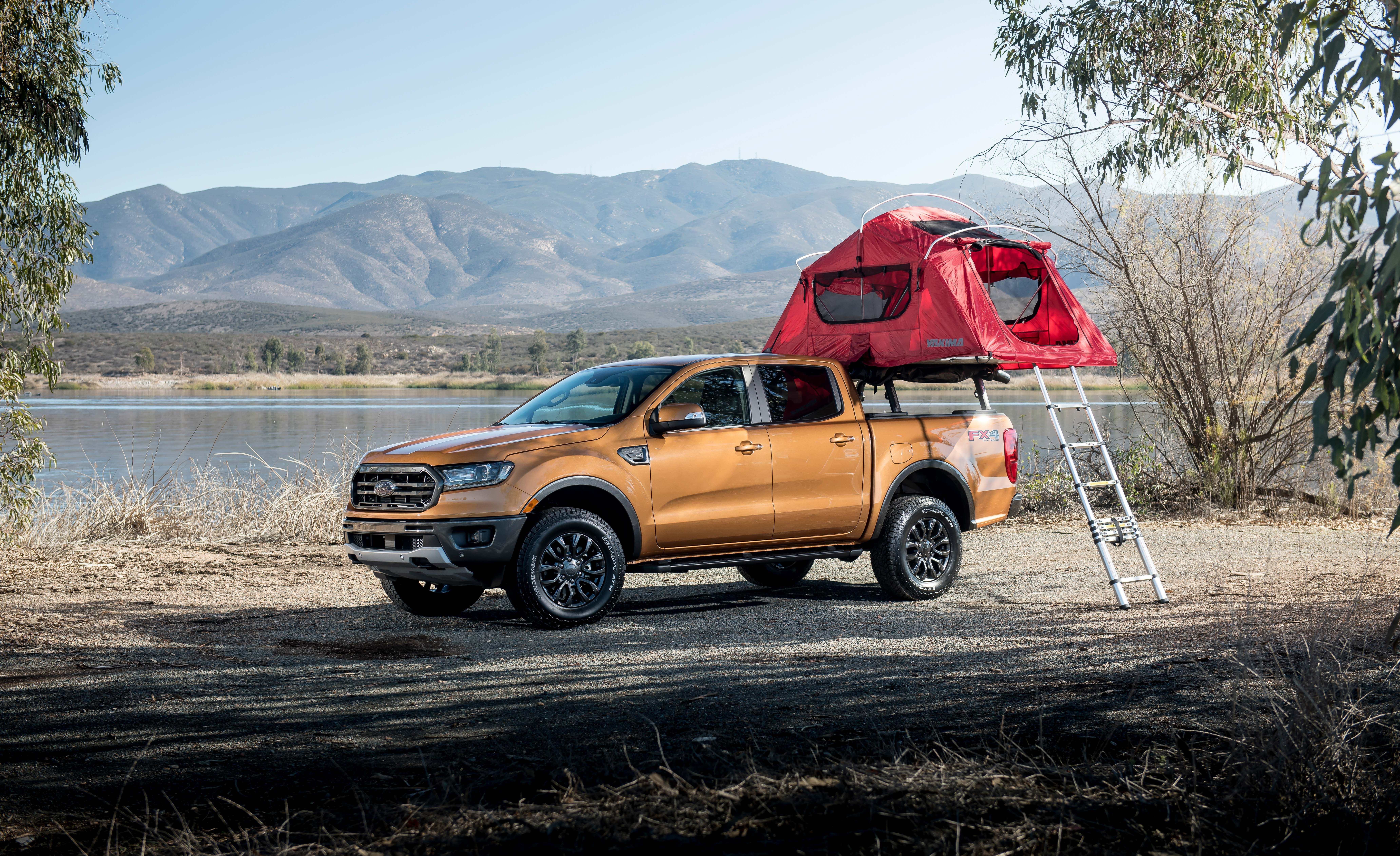 2019 Ford Ranger The Mid Size Pickup Is Back