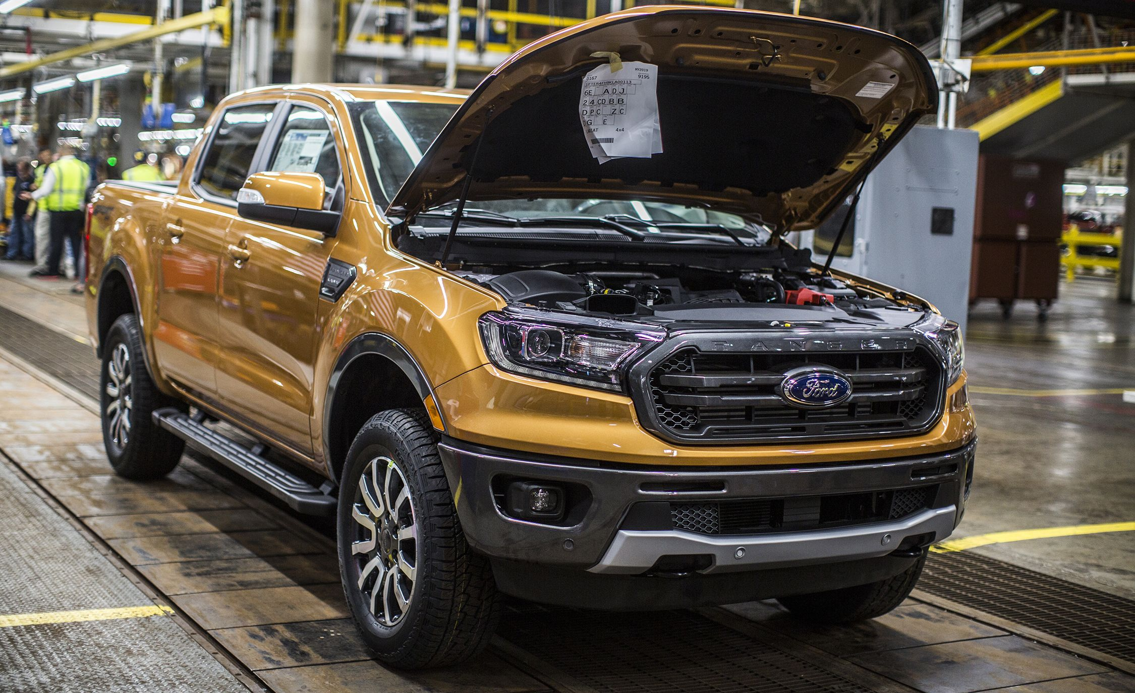 2019 ford ranger production 1540225710
