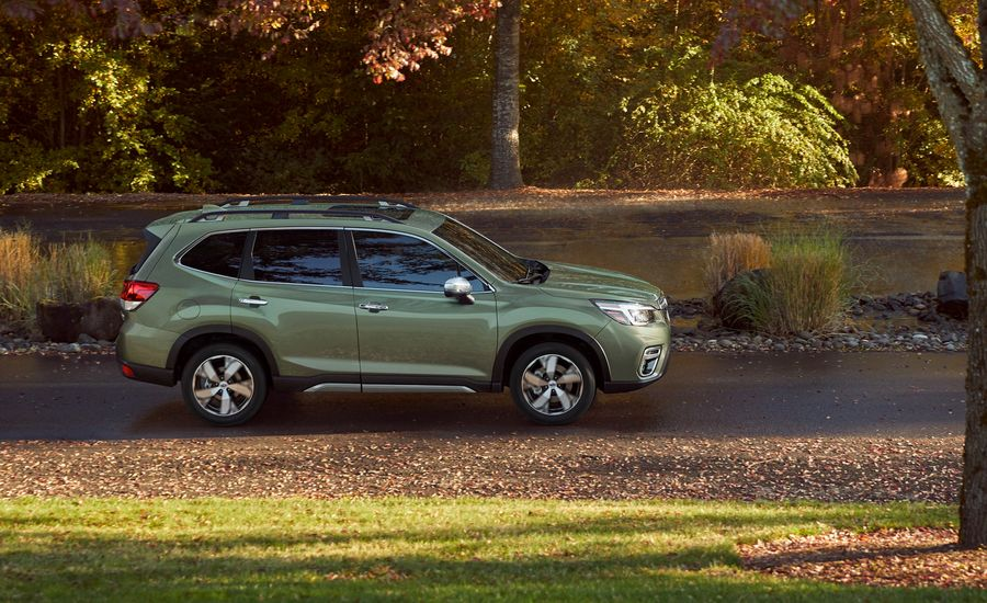 The 2019 Subaru Forester Goes for Mass Appeal