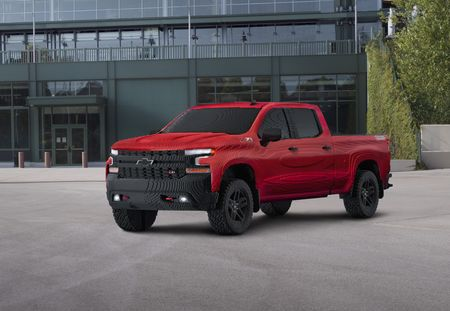 This Lego 2019 Chevrolet Silverado 1500 Looks Just Like the Real Thing