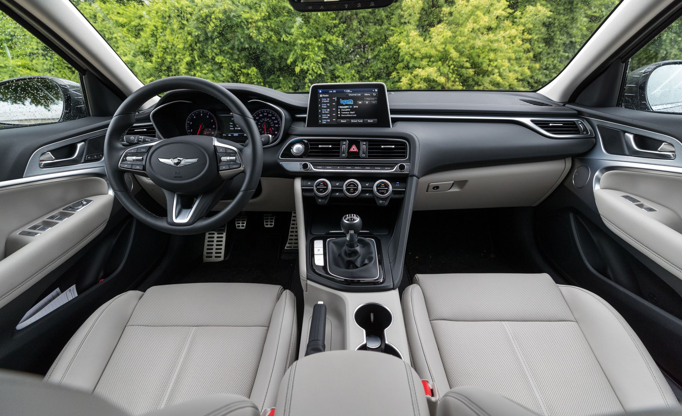 2019 Genesis G70 First Review Kelley Blue Book