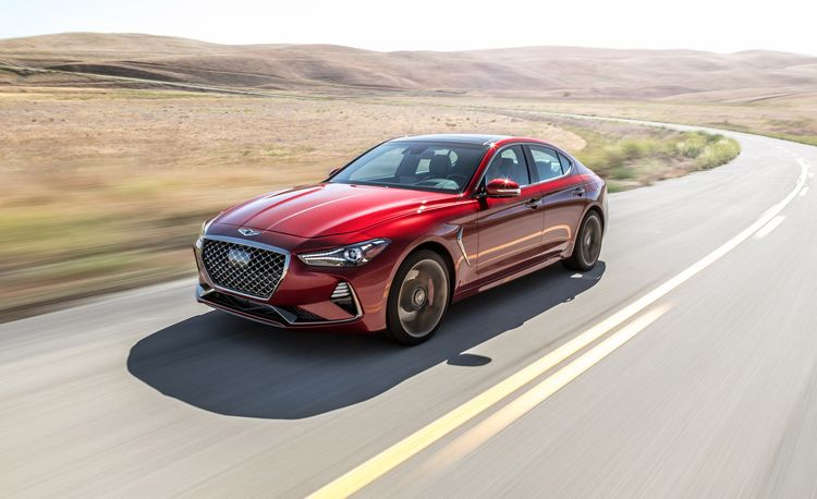 The 2019 Genesis G70 3.3T Is a Worthy 3-Series Competitor