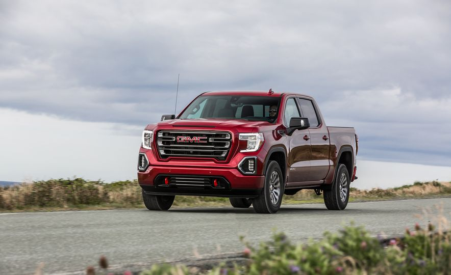 2019 GMC Sierra AT4 - Slide 1